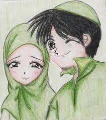 Hasil gambar untuk love islami